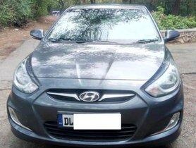 Used 2015 Hyundai Verna car at low price