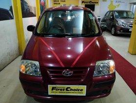 2011 Hyundai Santro for sale at low price