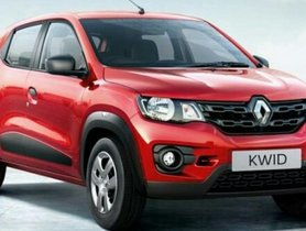 Used 2015 Renault Kwid car at low price
