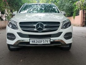 Mercedes Benz GLE 2017 for sale in best deal