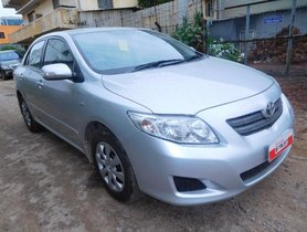 Toyota Corolla Altis 2010 in good condition for sale