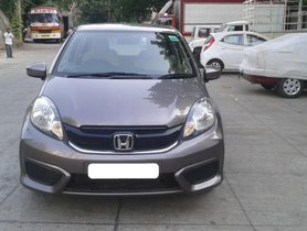 Honda Brio 2016 for sale in great condition