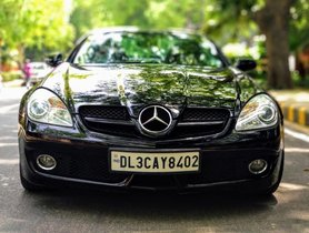 Used 2008 Mercedes Benz SLK for sale