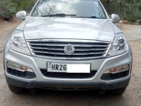 Used Mahindra Ssangyong Rexton car for sale at low price