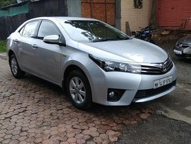 Toyota Corolla Altis G AT 2014 for sale in best deal