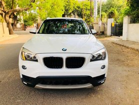 BMW X1 sDrive20d 2014 for sale in a negotiable price