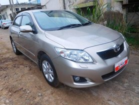 Good as new Toyota Corolla Altis 2010 for sale