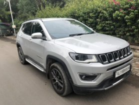 Good as new 2017 Jeep Compass for sale