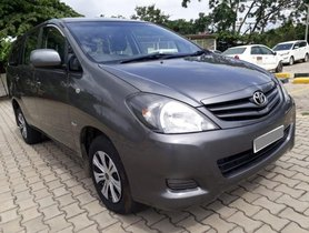 Used Toyota Innova 2004-2011 car for sale at low price