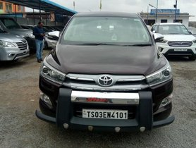 Toyota Innova Crysta 2016 for sale in best deal