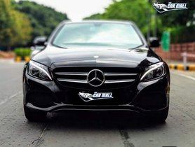 2017 Mercedes Benz C-Class for sale at low price