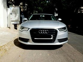 Well-maintained Audi A6 2011 for sale