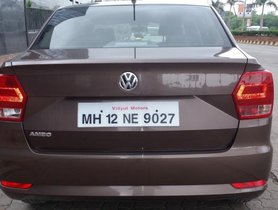 Used Volkswagen Ameo 1.2 MPI Comfortline 2016 for sale