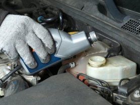 Why is brake fluid change important for a car's operation?