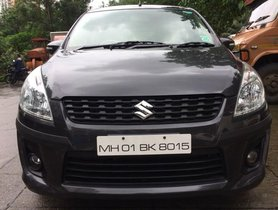 Used 2014 Maruti Suzuki Ertiga car at low price in Thane