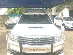 Used Toyota Fortuner 4x2 AT 2016 in Chennai