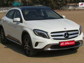 SUV 2016 Mercedes Benz GLA Class for sale