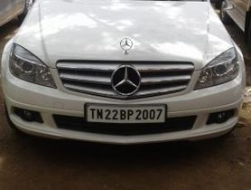 Used 2012 Mercedes Benz C-Class car at low price
