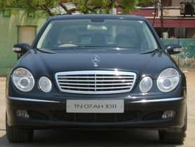 Good 2006 Mercedes Benz E Class for sale at low price