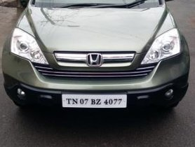 Honda CR V 2008 for sale in a negotiable price