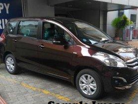 Good as new 2017 Maruti Suzuki Ertiga for sale at low price