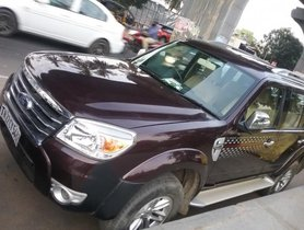 Used Ford Endeavour 2.2 Trend MT 4X2 2011 by owner