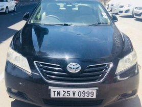 Used 2007 Toyota Camry car at low price in Chennai