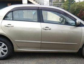Used 2010 Toyota Corolla Altis for sale in Bangalore