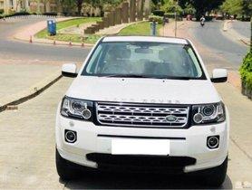 Well-kept 2013 Land Rover Freelander 2 for sale