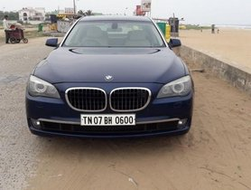 Well-maintained BMW 7 Series 730Ld 2010 for sale