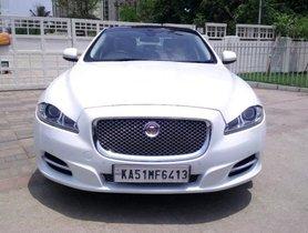 Good 2014 Jaguar XJ for sale in Bangalore