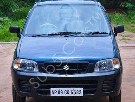 Hatchback Maruti Suzuki Alto 2012 for sale