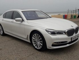 Used 2017 BMW 7 Series for sale in Chennai