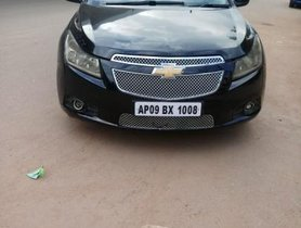 Well-maintained Chevrolet Cruze LTZ 2009 at low price
