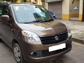 Used 2012 Maruti Suzuki Wagon R car at low price