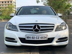 2013 Mercedes Benz C-Class for sale