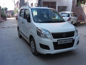 Good 2014 Maruti Suzuki Wagon R for sale in New Delhi