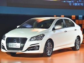 New Maruti Suzuki Ciaz 2018 facelift - Bookings available from July