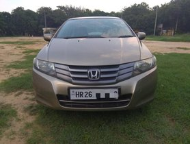 Good 2009 Honda City for sale at low price