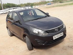 Used Tata Bolt Quadrajet XM 2015