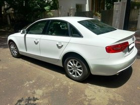 Good as new Audi A4 2016 for sale