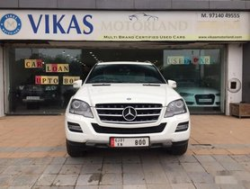 Used 2011 Mercedes Benz M Class for sale at low price