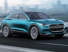 Audi e-Tron Electric SUV To Debut In 17 September and 1000$ deposit for pre-order