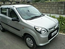Good as new 2014 Maruti Suzuki Alto 800 for sale