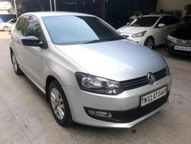 Good as new Volkswagen Polo 2012 for sale in Chennai
