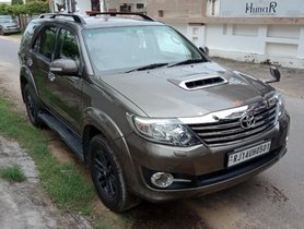 Good as new Toyota Fortuner 4x4 AT 2015 for sale