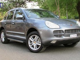Used 2005 Porsche Cayenne car at low price