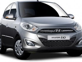 Used 2010 Hyundai i10 car at low price