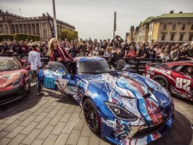 2018 20th Anniversary of Gumball 3000 To Begin on August 4 From London To Tokyo