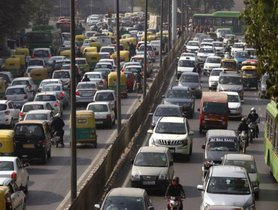 Delhi soon requires vehicles to bear stickers indicating fuel type